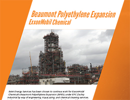 Project Snapshot: Beaumont Polyethylene Expansion